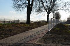 Coraz bezpieczniej w Gminie Telatyn - nowe chodniki w Poturzynie i Żulicach