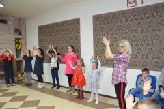 Dzieci z Gminy Telatyn bawiły się na Balu Karnawałowym w Nowosiółkach