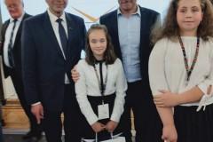 Gratulacje dla Emilki Bryk
