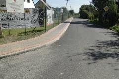 Nowa droga w Poturzynie