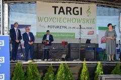 Odbyły się I Targi Woyciechowskie w Poturzynie