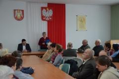 Pierwsze spotkanie Gminnego Klubu Seniora w Nowym Roku