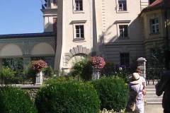 Seniorzy zwiedzili Łańcut i Rzeszów