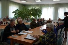 Spotkanie rekrutacyjne seniorów