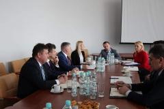 Spotkanie w Urzędzie Marszałkowskim