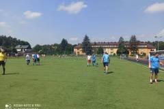 Strażacy Ochotnicy z gminy Telatyn wzięli udział w Charytatywnym Turnieju Piłki Nożnej
