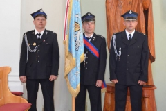 Strażacy z OSP Nowosiółki obchodzili Jubileusz 70 – lecia swojego istnienia