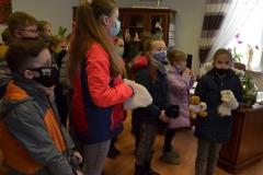 Uczniowie klasy III odwiedzili Wójta Gminy Telatyn