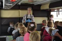 W Gminie Telatyn odbyły się Warsztaty w Czekoladowym Autobusie