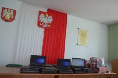 W ramach projektu Zdalna Szkoła Gmina Telatyn pozyskała grant w wysokości 45 000,00 zł. na zakup sprzętu komputerowego dla uczniów