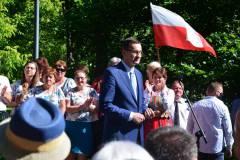 Wójt Gminy Telatyn odebrał Promesę z rąk Premiera pana Mateusza Morawieckiego