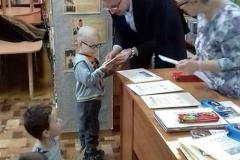 wręczenie nagród biblioteka