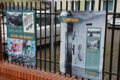 Wystawa plenerowa IPN poświęcona 39 rocznicy wprowadzenia stanu wojennego w Polsce