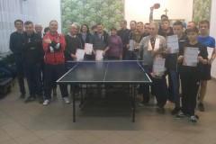 Znamy zwycięzców w IV Turnieju Tenisa stołowego o Puchar Sołtysa